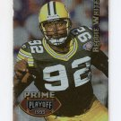 1995 Playoff Prime Football #002 Reggie White - Green Bay Packers Ex