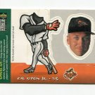 1998 Collector's Choice Baseball Mini Bobbing Heads #06B Cal Ripken - Baltimore Orioles