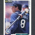 1998 Collector's Choice Baseball #497 Rich Amaral - Seattle Mariners