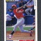 1998 Collector's Choice Baseball #458 Doug Glanville - Philadelphia Phillies