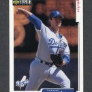 1998 Collector's Choice Baseball #398 Ismael Valdes - Los Angeles Dodgers