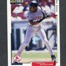 1998 Collector's Choice Baseball #322 Reggie Jefferson - Boston Red Sox