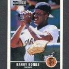 1998 Collector's Choice Baseball #278 Barry Bonds GJ - San Francisco Giants