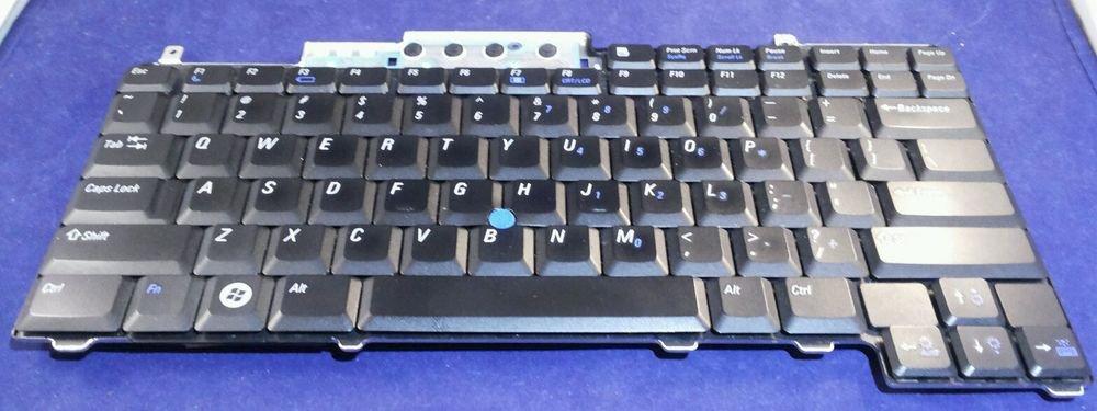 Genuine Dell Latitude Keyboard D620 D630 D820 D830 0DR160 CA87 CAM7-US