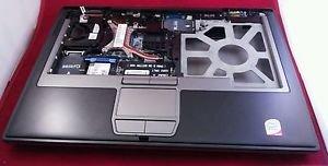 Dell Latitude D630 2.20GHz Motherboard CPU Fan heatsink Palmrest Touchpad Base