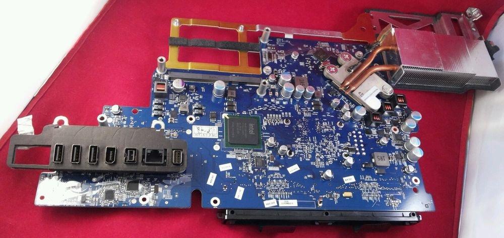 "Apple iMac 24"" Mid 2007 A1225 2.4GHz Logic Board Motherboard 820-2110-A"