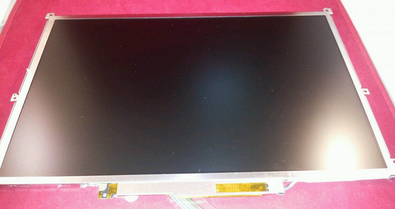 """Lot of 6 Dell Latitude D620 D630 Laptop Screens LCD WXGA 14.1"""" Tested Working"""