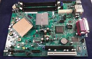 Dell Optiplex SFF Motherboard System Main Logic Board PU052 cn-0pu052-