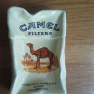 "Camel cigarette ashtray, 3.5 x 2.5"", perfect condition, wonderful memorabilia!!"