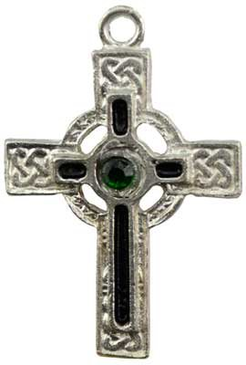 Protection Cross amulet