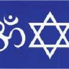 Coexist Bumper sticker