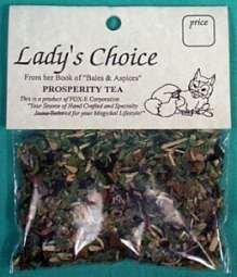 Prosperity tea (5+ cups)
