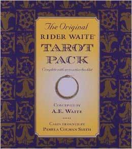 Rider-Waite deck & book