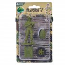 Set of 3D ARMY Erasers (4 item in set)