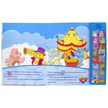 Meredith Books Carebears Cheer Bears Circus  Reg. Price $24.95