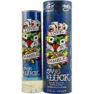 Love and Luck by Ed Hardy for Men EDT Spray 3.4 oz