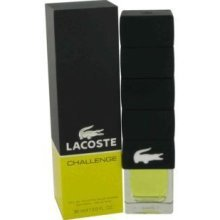 Lacoste Challenge by Lacoste for Men EDT Spray 2.5 oz