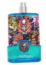 Hearts & Daggers by Ed Hardy TESTER for Men EDT Spray 3.4 oz