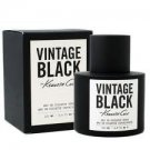 Kenneth Cole Vintage Black for Men EDT Spray 3.4 oz
