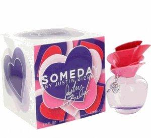 Someday by Justin Beiber for Women EDP Spray 3.4 oz