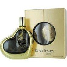 Bebe Gold by Bebe for Women EDP Spray 3.4 oz