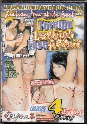 Foreign Lesbian Love Affair