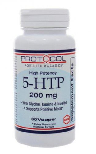5-HTP 200mg 60c