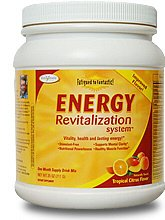 Energy Revitalization System Tropical Citrus 25.5oz