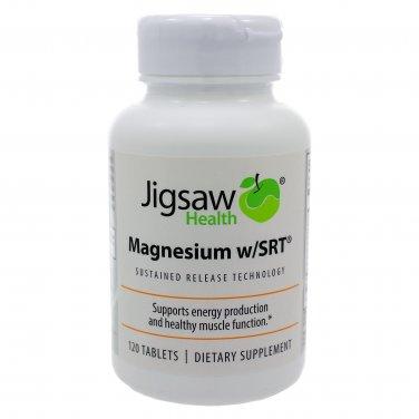 Magnesium w/SRT 120 tablets