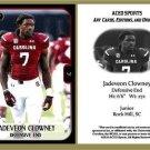 Jadeveon Clowney 2013 ACEO Sports Football Card Pre Rookie RC Houston Texans South Carolina