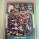 Michael Jordan 1986-87 Fleer Style Alternate Reprint RP ACEO Card Rookie 57 RC