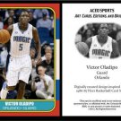 Victor Oladipo 2013 1986-87 Fleer Style ACEO Card Rookie RC Orlando Magic