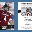 Jake Bentley NEW! 2016 ACEO Sports Football Card - South Carolina Gamecocks - QB