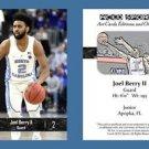 Joel Berry II NEW! 2016-17 ACEO Sports Basketball Card UNC Tar Heels