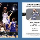 Josh Jackson NEW! 2016-17 ACEO Sports Basketball Card Kansas Jayhawks