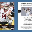 Sam Darnold NEW! 2016 ACEO Sports Football Card USC Trojans QB