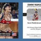 Kerri Walsh Jennings NEW ACEO Sports Card 2016 Rio Olympics USA Beach Volleyball
