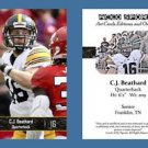 C.J. CJ Beathard NEW! 2016 ACEO Sports Football Card - Iowa Hawkeyes - QB