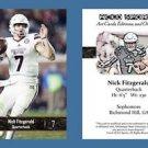 Nick Fitzgerald NEW 2016 ACEO Sports Football Card Mississippi State Bulldogs QB
