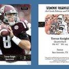 Trevor Knight NEW! 2016 ACEO Sports Football Card - Texas A&M Aggies - QB