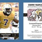 Leonard Fournette NEW! 2016 ACEO Sports Football Card - LSU Tigers - RB