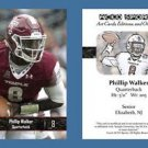 Phillip Walker NEW! 2016 ACEO Sports Football Card - Temple Owls - QB