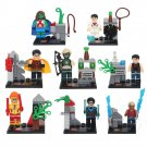 SY250 Super Hero Justice League Figure DC Marvel Minifigure Compatible Lego Toy