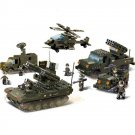 Army Missile Tank Helicopter Truck Soldier Lego Compatible Military Toy