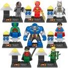 Lego Compatible Marvel DC Avenger Batman Flash Superman Darkseid Minifigure
