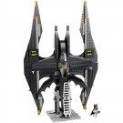 Batman Joker Batwing Fighter Jet Plane Super Hero Figure Lego Compatible Toy