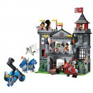 Medieval Castle Battlefield War Army Knight Battle Soldier Lego Compatible Toy