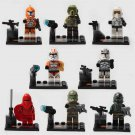 SY265 Super Hero Star Wars Jedi Clone Troopers Minifigure Compatible Lego Toy
