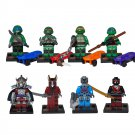 Lego Compatible SY176 Super Hero Teenage Mutant Ninja Turtle TMNT Minifigure