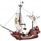 Jie Star Pirates Caribbean Ship Vessel Treasure Black Pearl Lego Compatible Toy